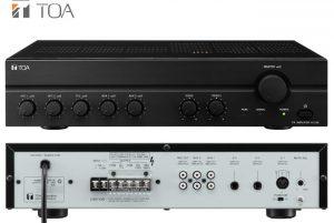 TOA A 2240 Integrated Mixer Power Amplifier, Toa sound system Bangladesh