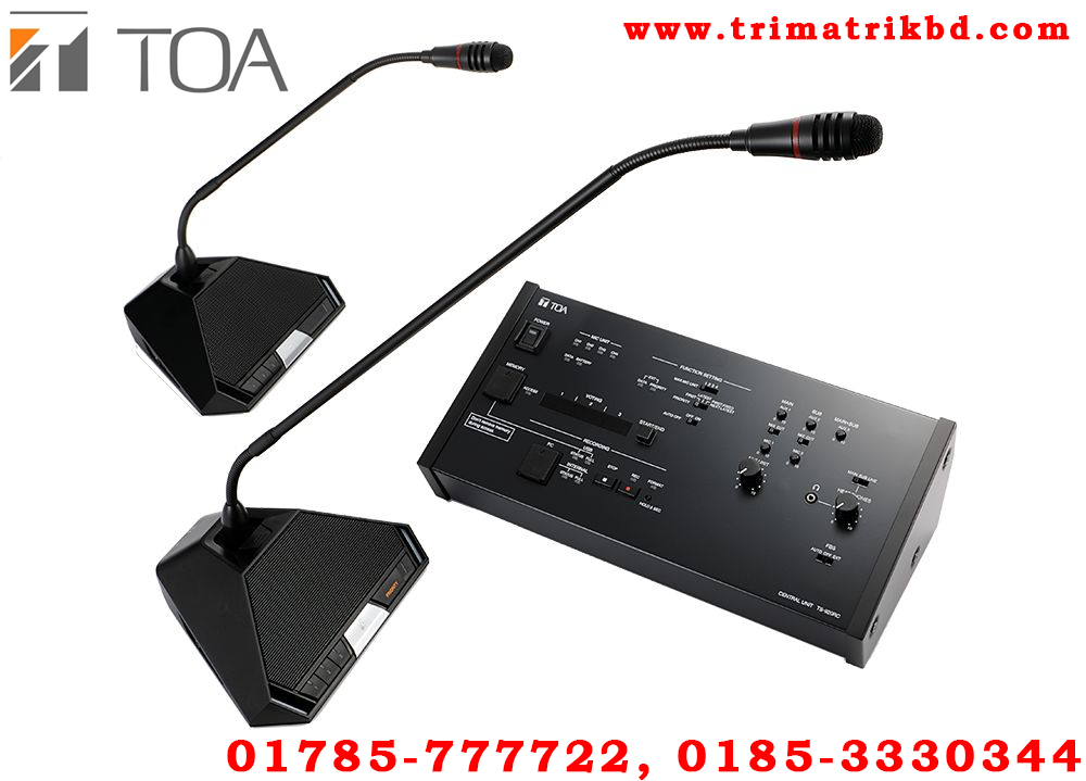 Toa PA System in Bangladesh