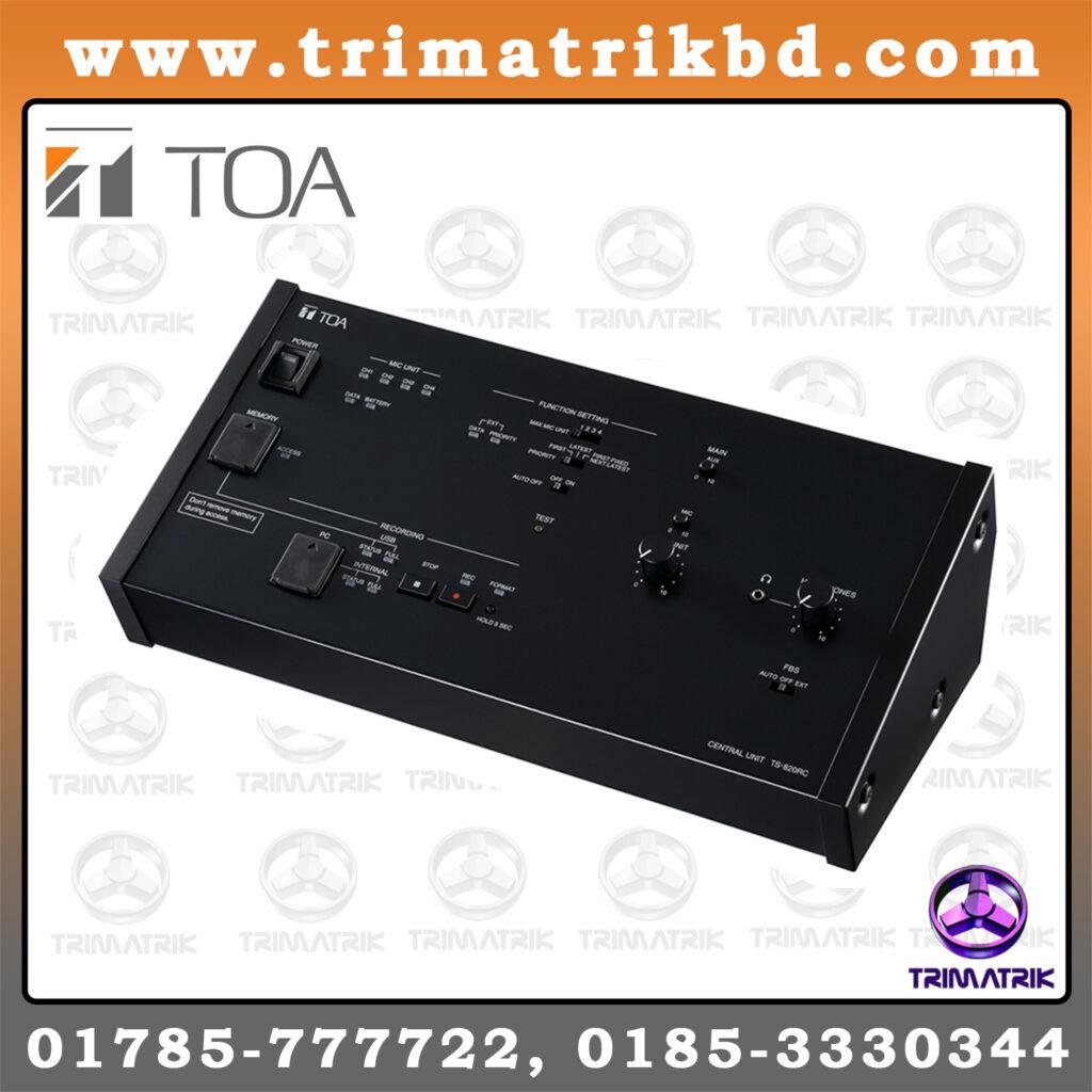 TOA TS 820RC BD Price