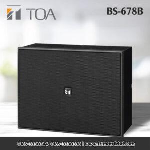 TOA BS-678B Price in Bangladesh, TOA BS-678B Bangladesh
