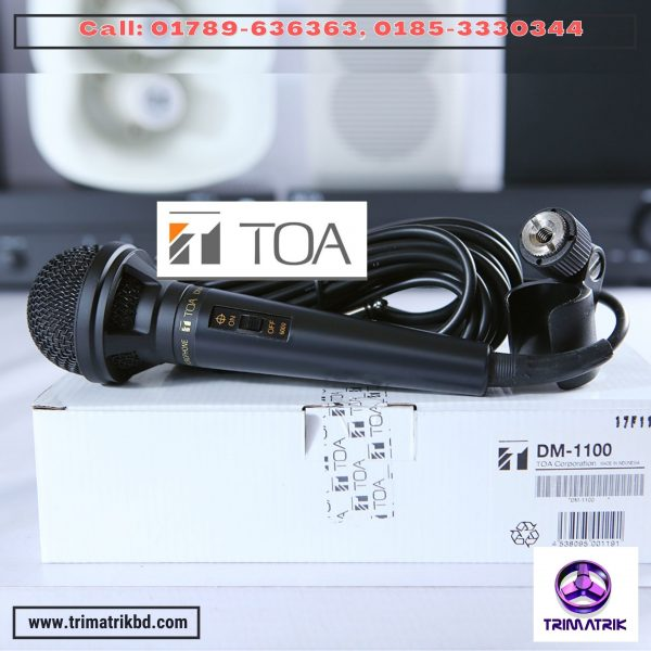 TOA DM-1100 Price in BD