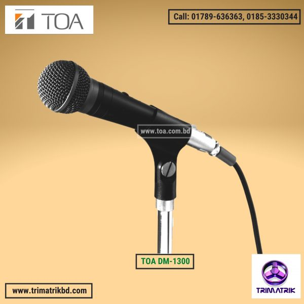 TOA DM-1300 Bangladesh