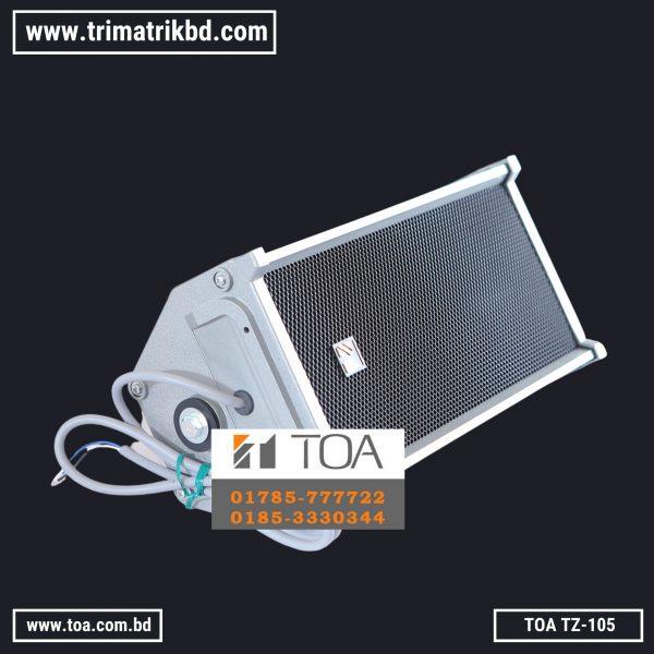 TOA TZ-105 Bangladesh