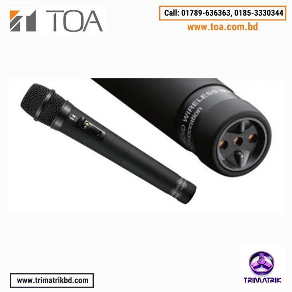 TOA WT-5810 UHF Wireless Microphone